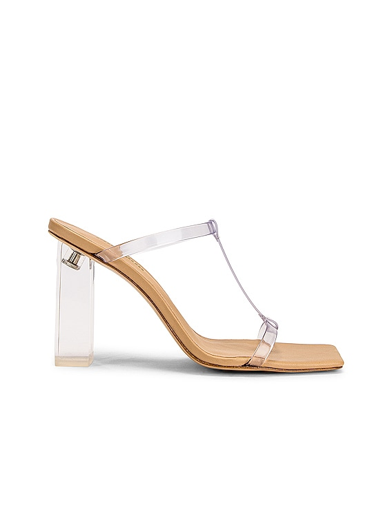 Piper Heel in Clear