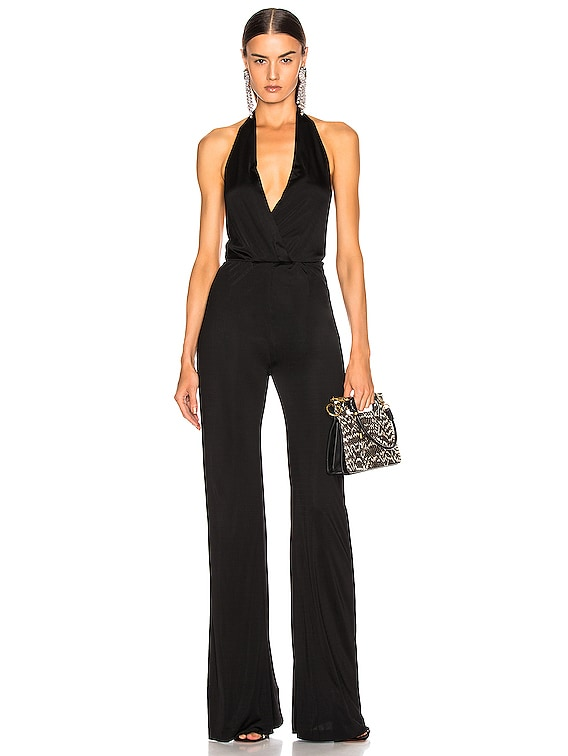 Mamounia Jumpsuit in Black