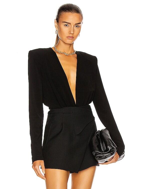 Kovrov Bodysuit in Black