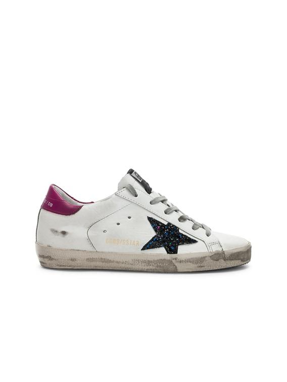 Golden Goose Superstar Sneakers in