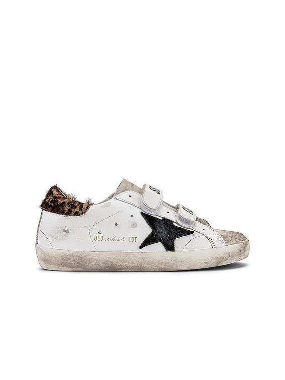 Golden Goose Old School Sneakers in