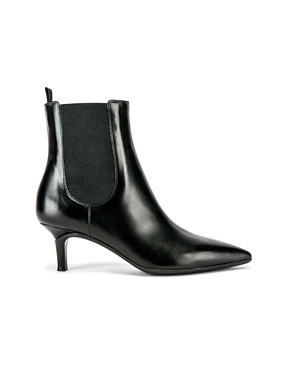 Ankle Bootie in Black