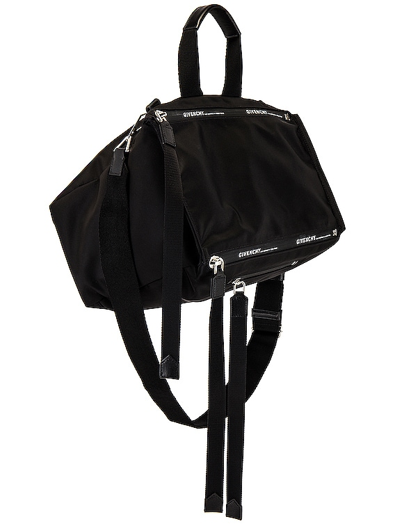 Pandora Messenger Bag in Black