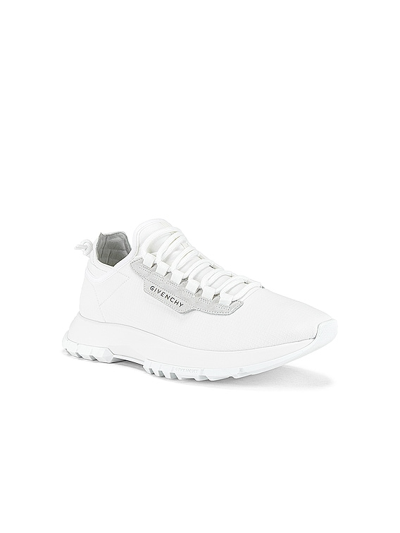 Spectre Low Top Sneaker in White