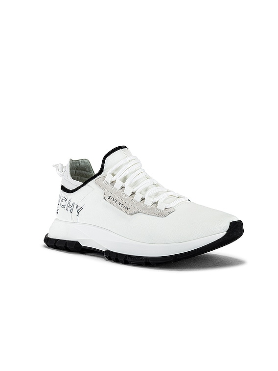 Low Top Spectre Runner in White