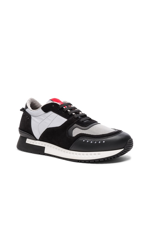 Givenchy Runner Active Nylon Sneakers