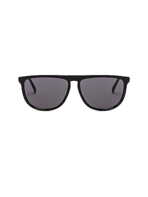 Acetate Sunglasses in Black