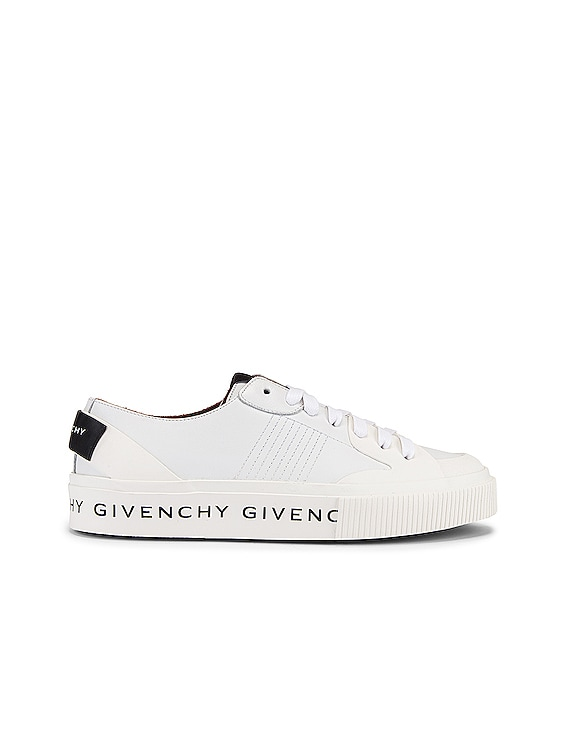 Tennis Light Low Sneakers in White