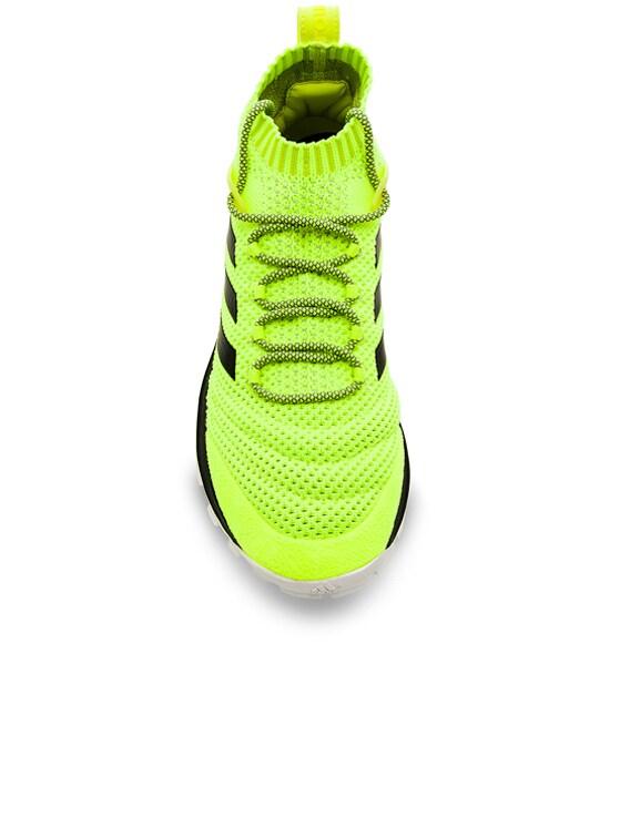 Gosha Rubchinskiy x Adidas Copa PK Mid Sneakers in Yellow   FWRD