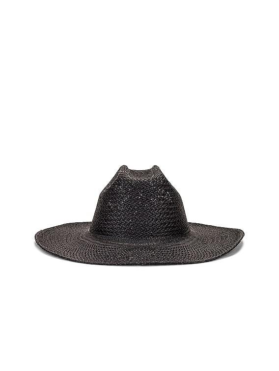 Miami Hat in Black