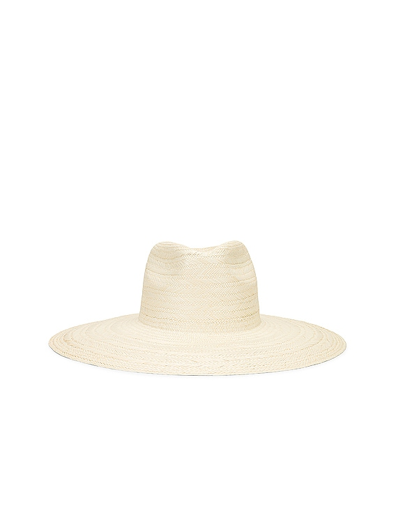Malibu Hat in White