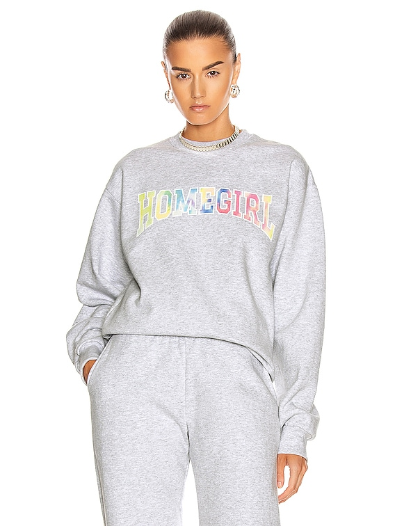 Homegirl Sweatshirt in Ash