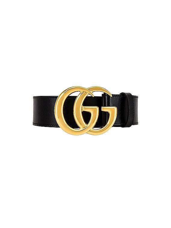 GG Belt in Black