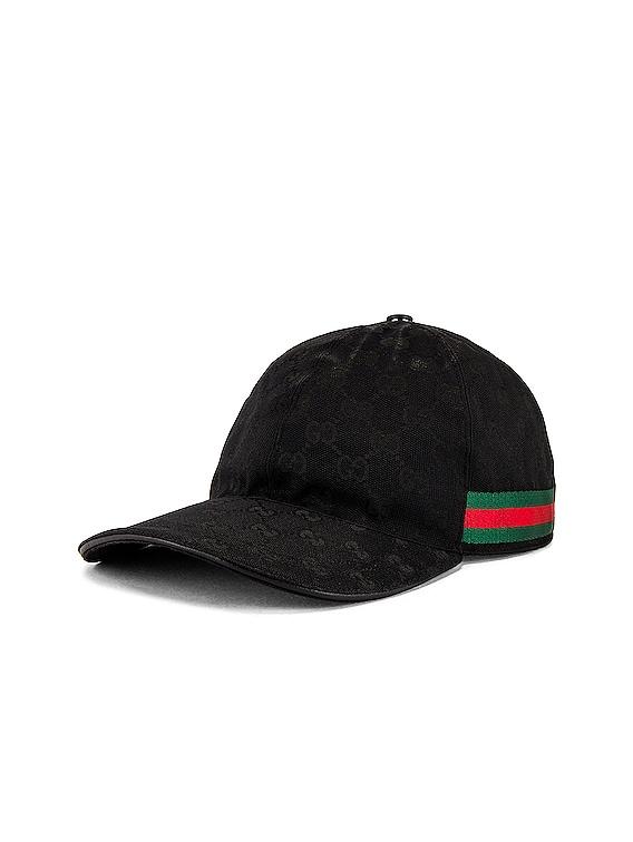Cap in Black