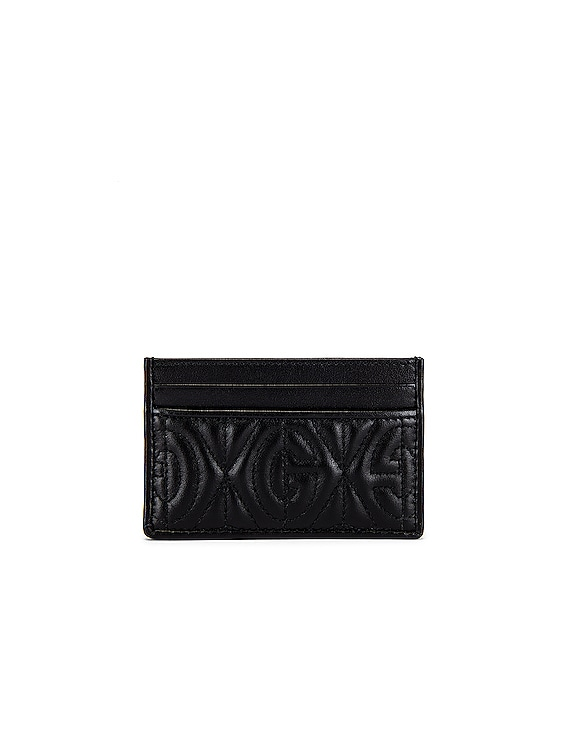 Wallet in Black