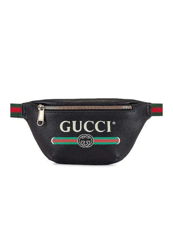 Belt Bag in Black