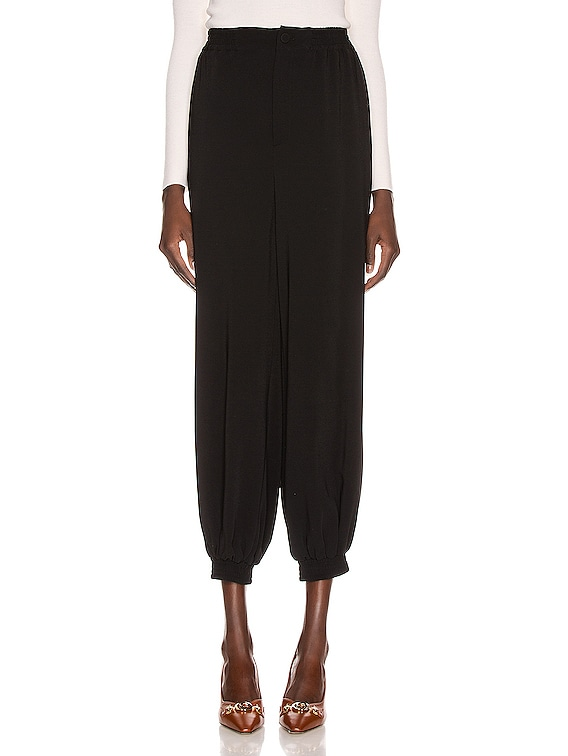Loose Pant in Black