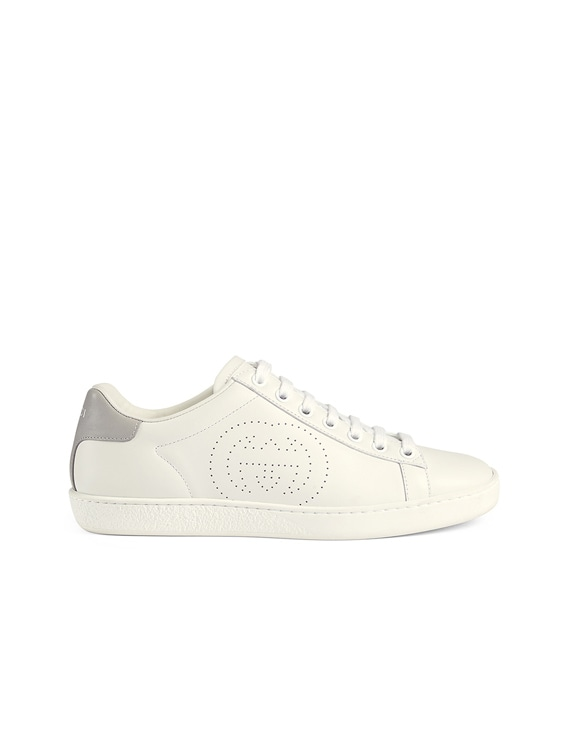 New Ace Sneakers in White
