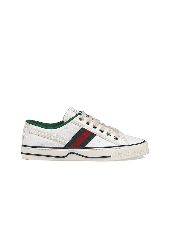 Gucci Tennis 1977 Sneakers in Bianco