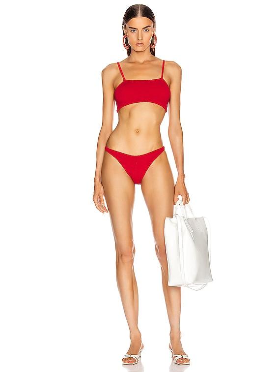 Gigi Bikini in Red