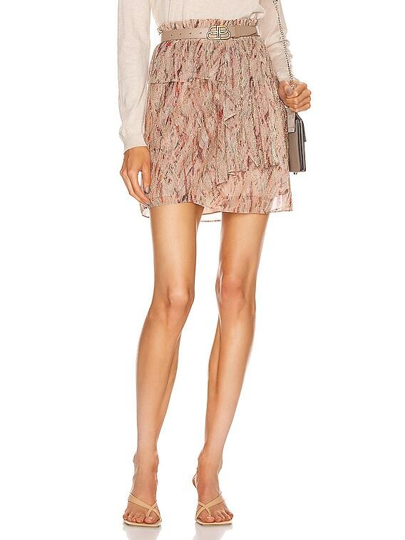 Joucas Skirt in Light Pink