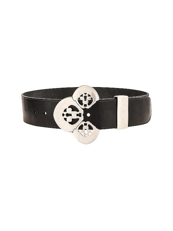 Adaria Belt in Black