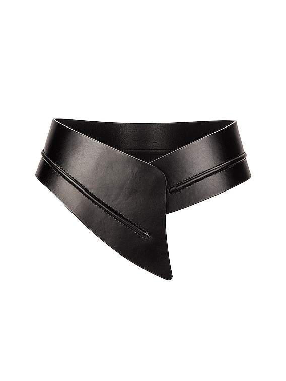 Minna Belt in Black
