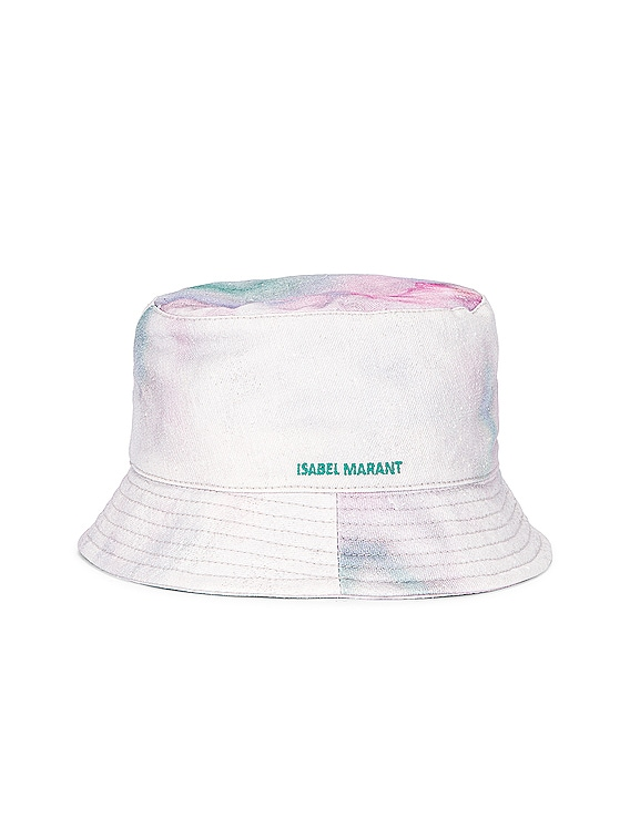 Haley Bucket Hat in Green