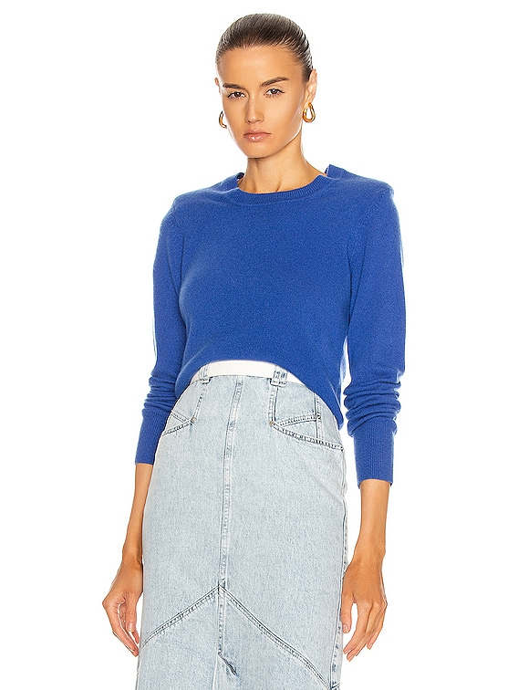 Alexa Sweater in Electric Blue