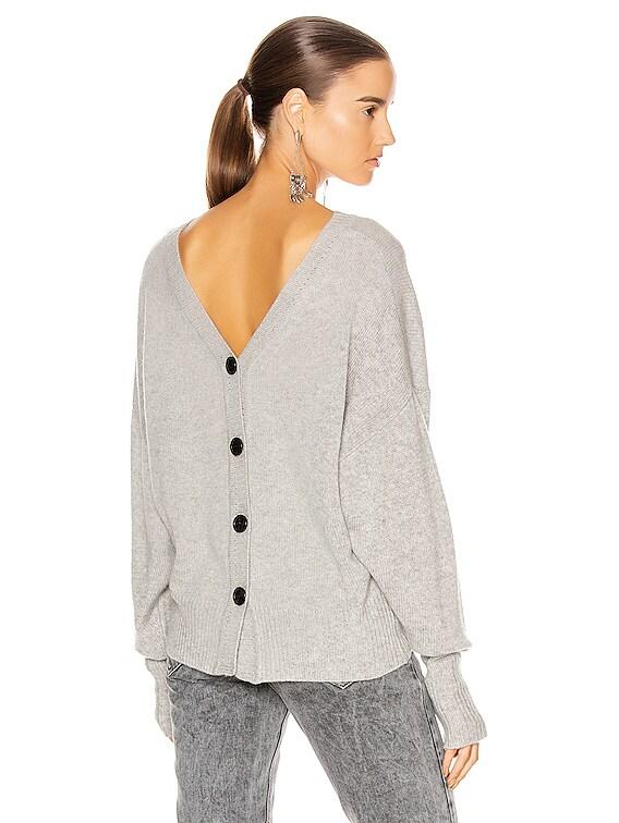 Caleb Sweater in Grey