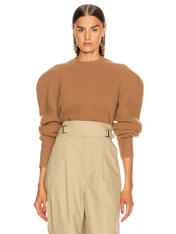Jullian Sweater in Camel