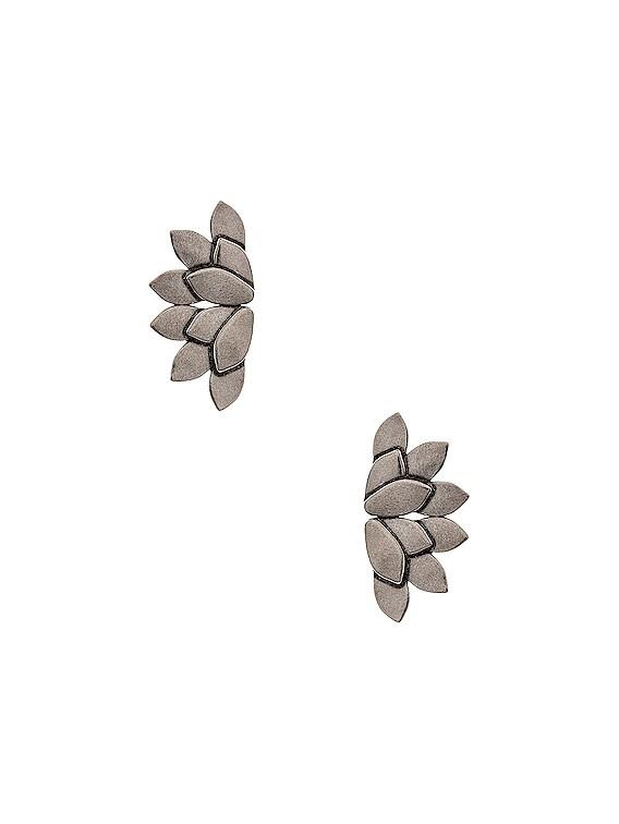 Boucle Oreille Earrings in Silver