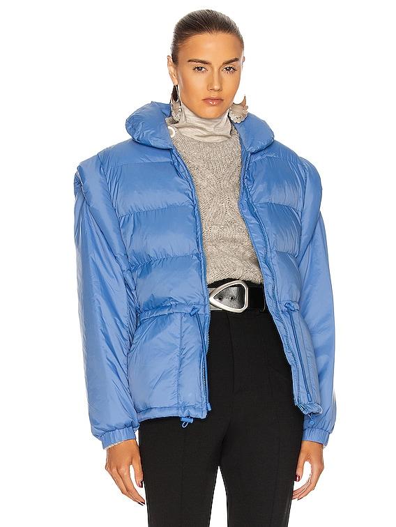 Darsha Jacket in Blue