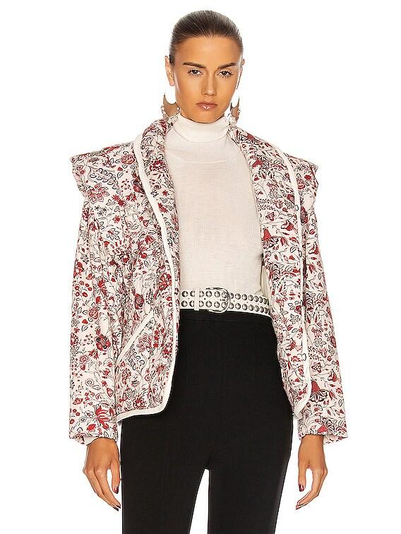 Anissaya Jacket in Ecru