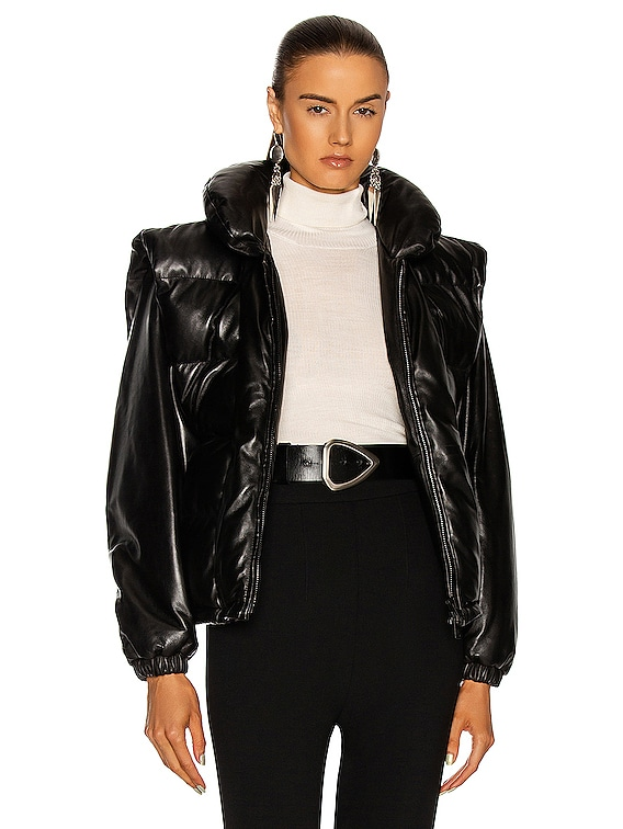 Malory Jacket in Black