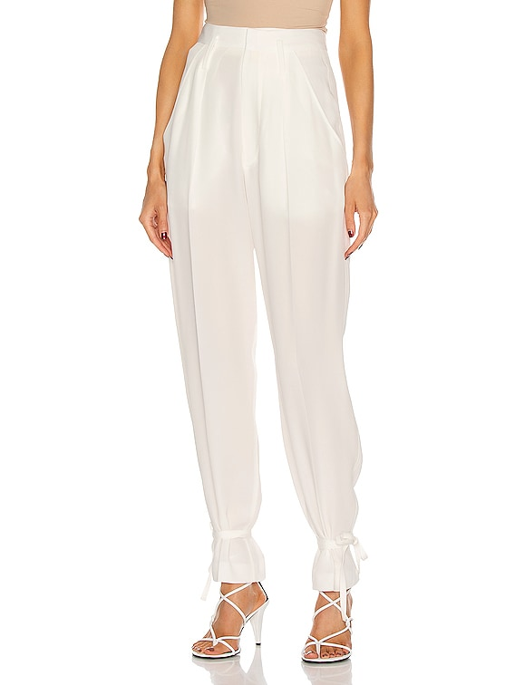 Racomi Pant in White