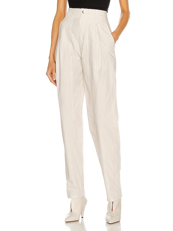 Kilandy Pant in Chalk