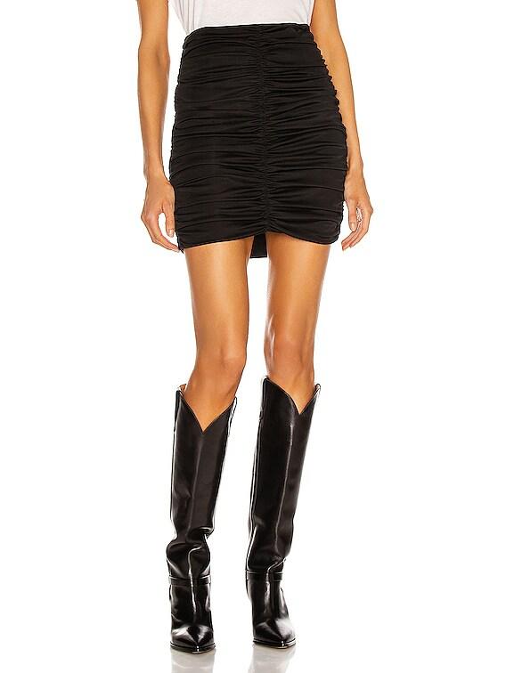 Doroka Skirt in Black