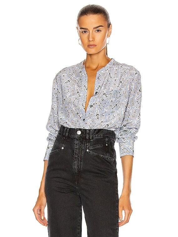 Rusak Shirt in Light Blue