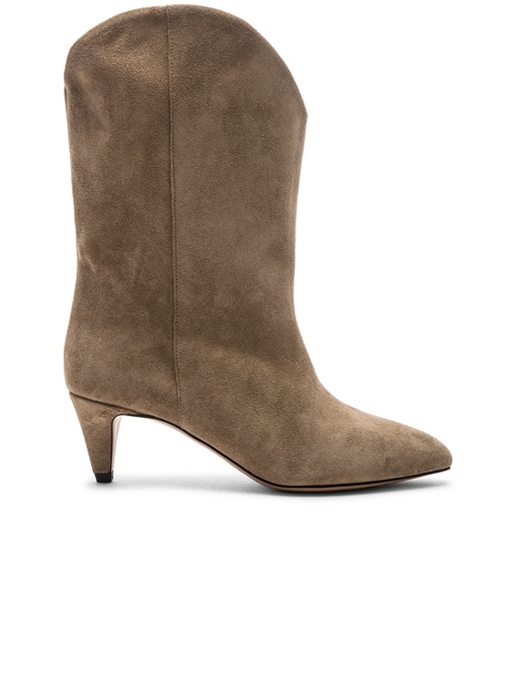 Dernee Boot in Taupe
