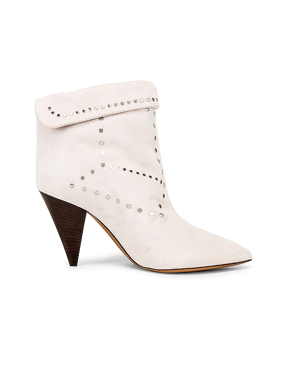 Lisbo Boot in White