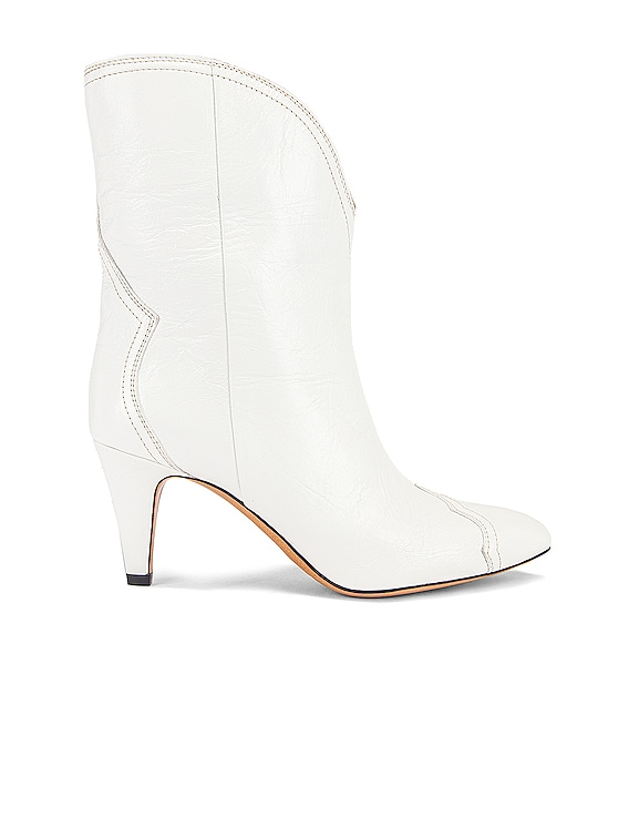 Dythey Boot in White