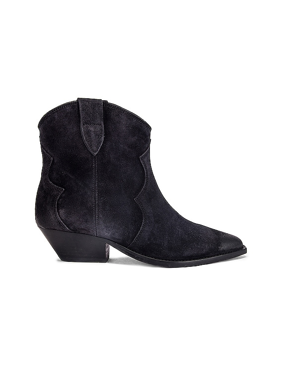 Dewina Boot in Faded Black
