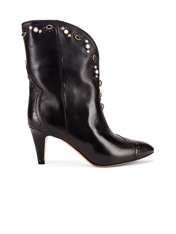 Dythey Boot in Black