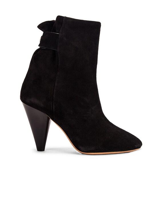 Lystal Boot in Black