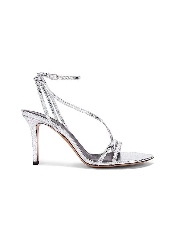 Axee Sandal in Silver