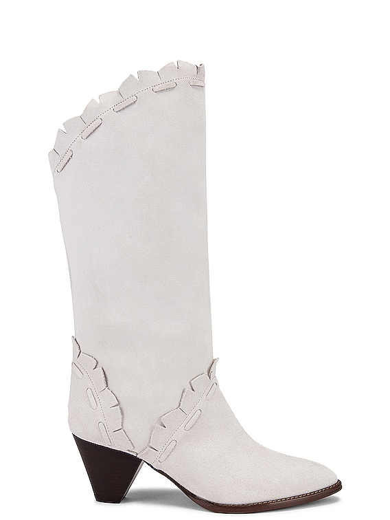 Leesta Boot in White