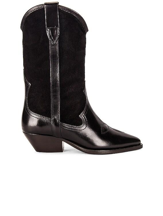 Dandrea Boot in Faded Black