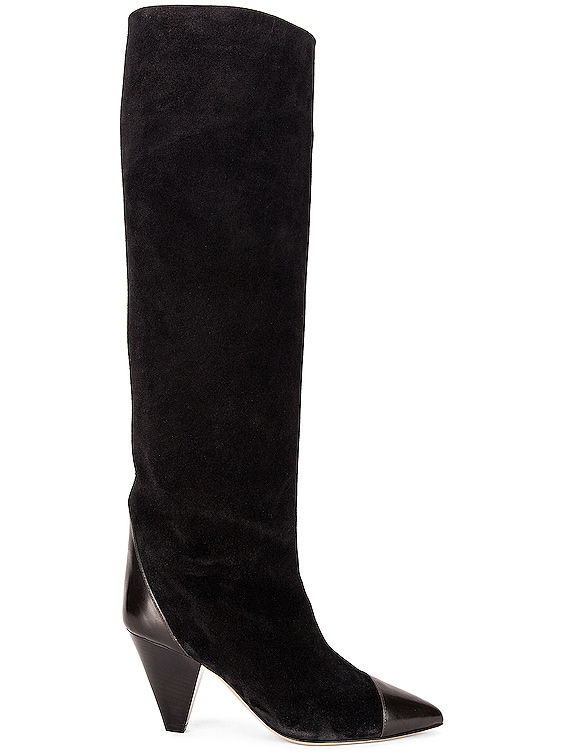 Leoul Boot in Black