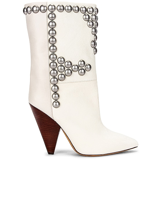 Layo Boot in White